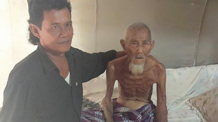 Begini Keseharian Kakek Tertua di Dunia! Istri dan Anaknya Meninggal Umur 100 Tahun Lebih