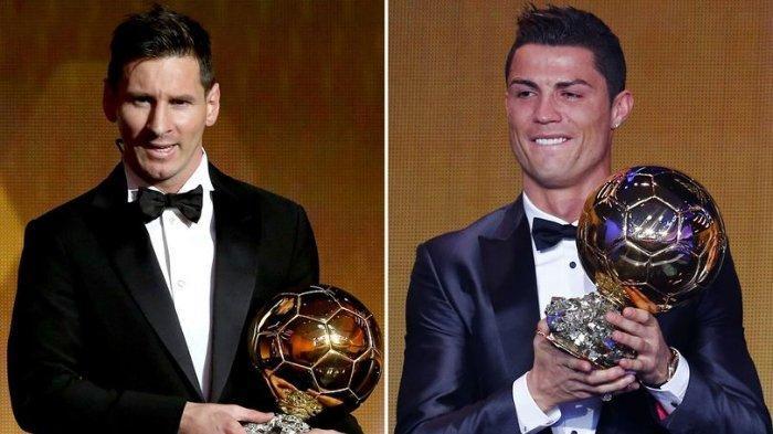 Kala Algoritma dan Penelitian Berparameter Vaep Tunjukkan Siapa yang Terbaik, Messi atau Ronaldo?