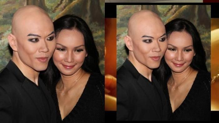 Kalina Oktarani dan Deddy Corbuzier, mantan suaminya.