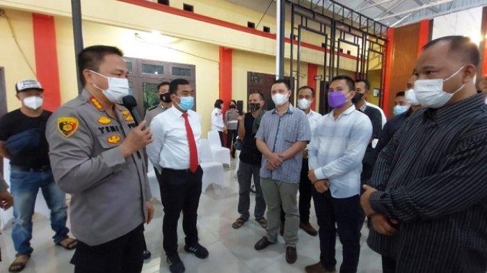 Kasus Pembunuhan Kalinus Zai, Keluarga Bilang Masyarakat Nias Resah