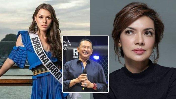 Kalista Iskandar Salah Sebut Pancasila, Najwa Shihab: Bambang Soesatyo Juga Sempat Salah Ucap Sumpah