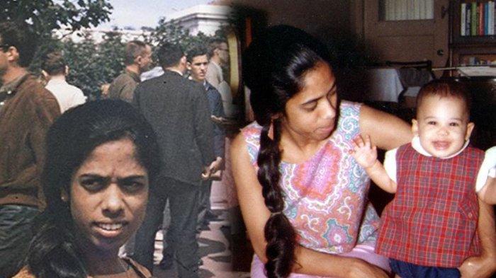 Potret Masa Lalu Kamala Harris, Calon Wapres AS Perempuan Berdarah India yang Dipilih Joe Biden