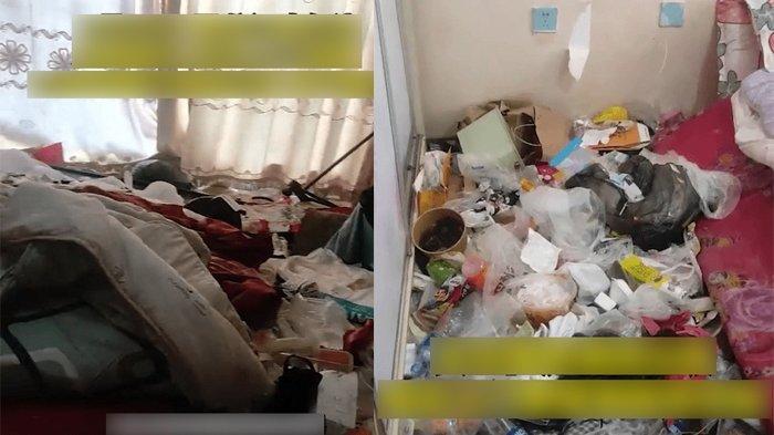 Niat Perbaiki Kebocoran, Pemilik Kos Kaget Lihat Kamar yang Disewa Gadis Cantik Jadi Tempat Sampah