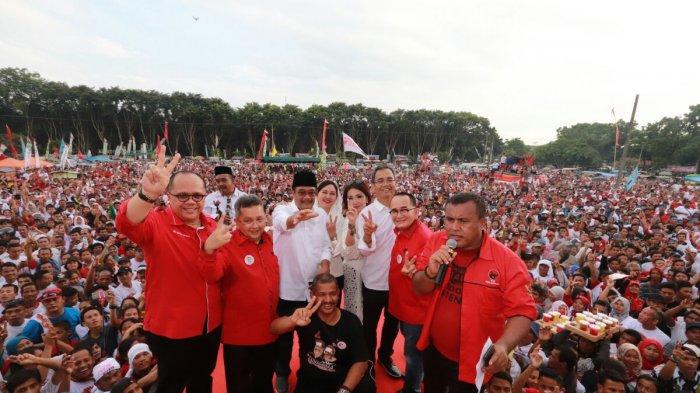 Trimedya Panjaitan Optimis Tetap Duduk di Senayan Bareng Mantan Cawagub Sumut, Sihar Sitorus