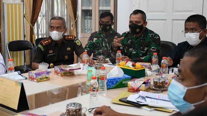 Usulan Desa Bagan Asahan Jadi Kampung Bahari Sudah Masuk ke Kepala Staf TNI AL