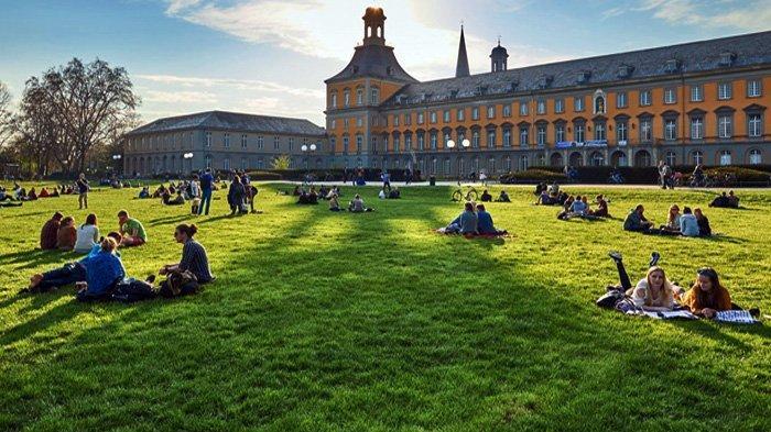 Salah satu kampus di Norwegia