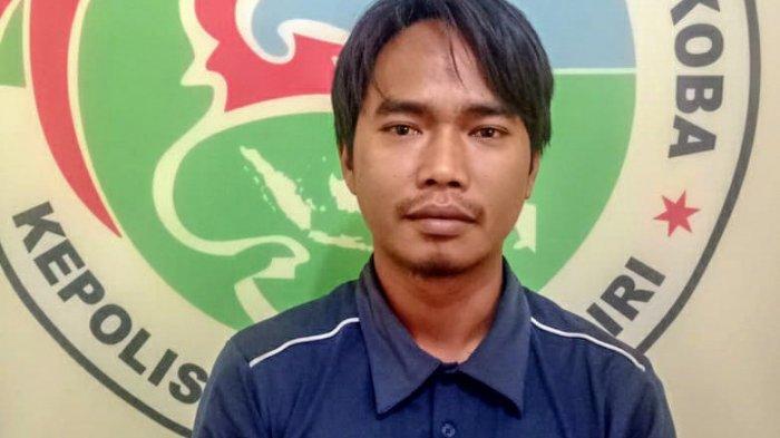 Kantongi 63 Gram Ganja, Polisi Cegat Pedro di Jalan Sidikalang-Tigalingga