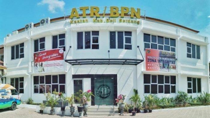 Program PTSL 2021, BPN Deliserdang Pilih Kecamatan Batang Kuis