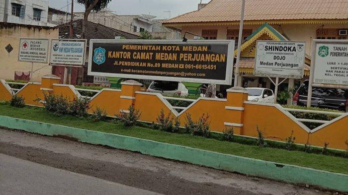 Beredar Isu Pengangkatan Kepling di Medan Perjuangan Bertarif Puluhan Juta, Camat Menyangkal
