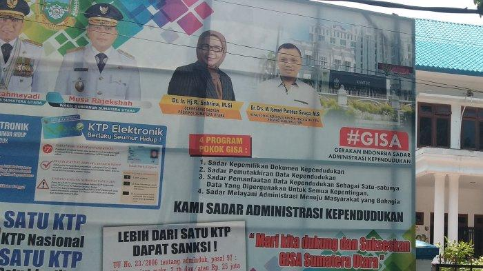 Kantor Kecamatan Ini Tidak Bisa Layani Perekaman e-KTP, Ini Kata Pejabat Disdukcapil Deliserdang