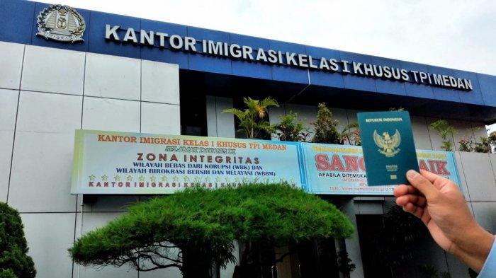 Ingin Urus Paspor pada Masa PPKM di Imigrasi Medan? Berikut Caranya