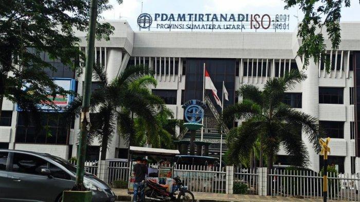 Pejabat PDAM Tirtanadi Meninggal Covid-19, Hasil Tracing Ada 13 Pegawai Positif Corona