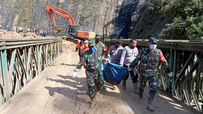 LAGI, Ditemukan Jasad Korban Longsor di Area PLTA Batang Toru, Total Sudah 7 Orang