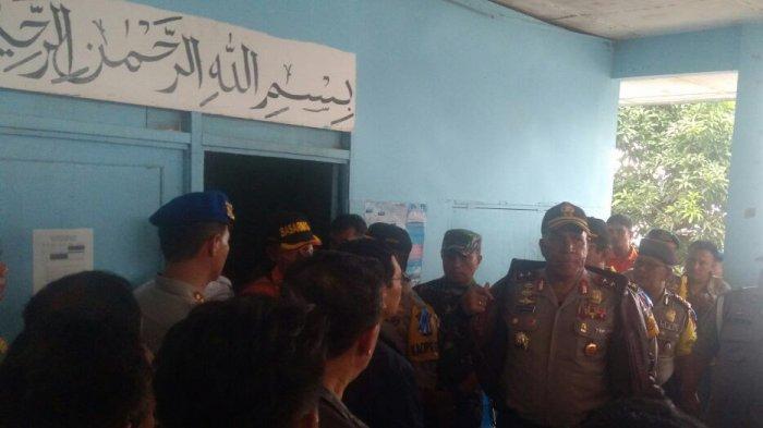 Kapolda Imbau Warga Tidak Berduyun-duyun Datang ke Dermaga Pelabuhan Tigaras