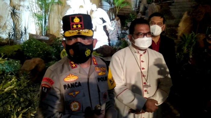 Kapolda Irjen Panca Simajuntak: Jumat Agung di Sumatera Utara Aman dan Kondusif