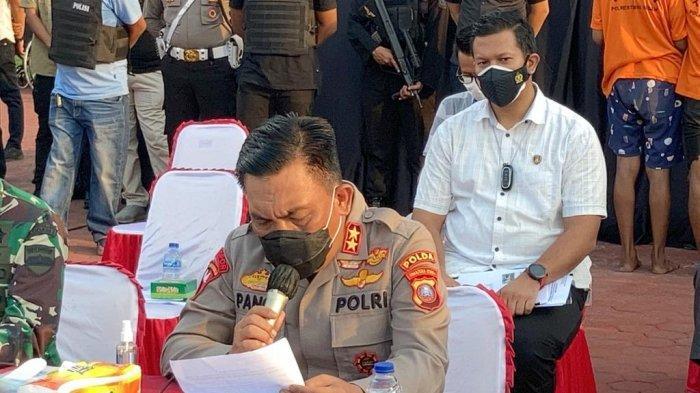 Pelaku Perampokan Toko Emas Berhasil Ditangkap, Kapolda Sumut Sebut Aksi Terencana dan Matang