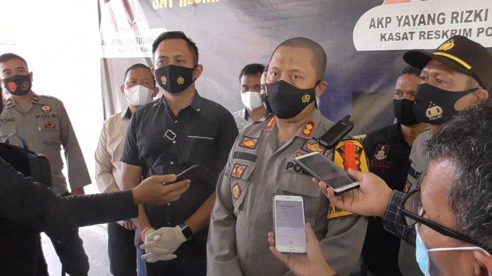 UPDATE Polisi Koboi Umbar Tembakan karena Ditagih Pembayaran Minum, Kini Dikurung di Sel Khusus