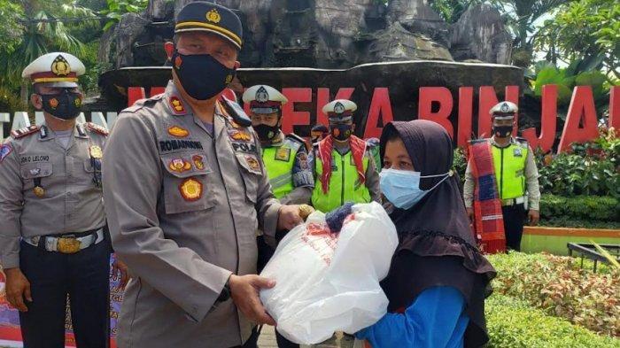 SAMBUT HUT Bhayangkara, Polres Binjai Berlakukan Perpanjangan SIM Gratis, Ini Kata Kasat Lantas