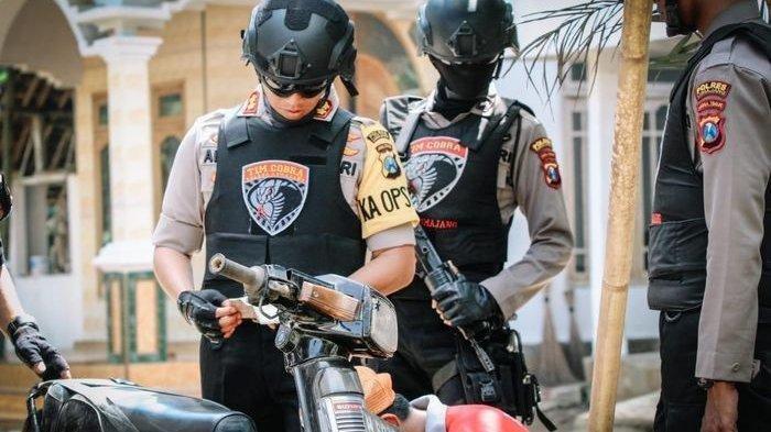POLISI Melarang Keras Masyarakat Membeli Sepeda Motor Berkode ST, Simak Penjelasan Lengkapnya