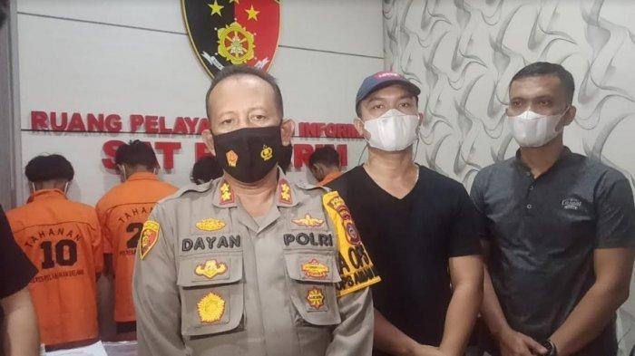 MIRIS, Terkuak Identitas Enam Dalang Penjarahan Belawan masih Bawah Umur, Perakit Bom Diburu