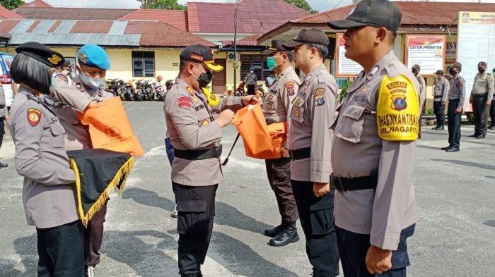 Amankan Pilkada Siantar, 416 Personel TNI-Polri Diterjunkan