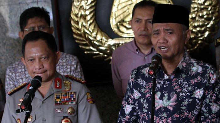 Teror Bom KPK Terbaru, Petugas KPK Akan Dibekali Senjata, Begini Rencana Ketua KPK Agus Rahardjo