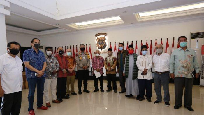 Kapolda Sumut Turun Tangan soal Keributan di Warung Tuak di Batangkuis, Tokoh Agama Sepakat Damai