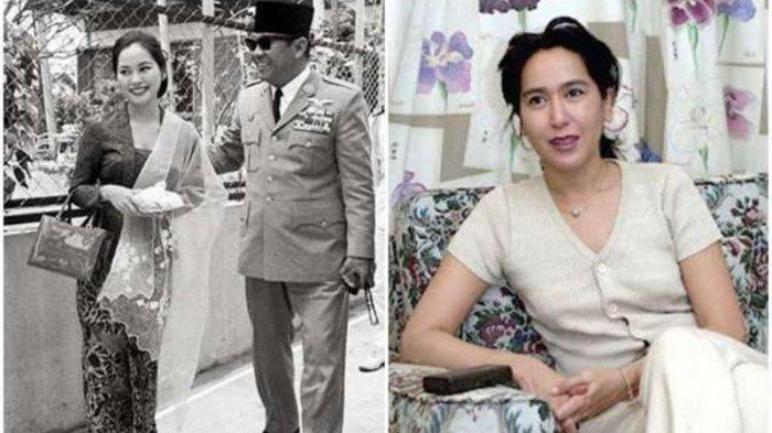 Jarang Diekspos Inilah 10 Potret Anak Soekarno Kartika Sari Buah Cinta Dari Istri Naoko Nemoto Tribun Medan