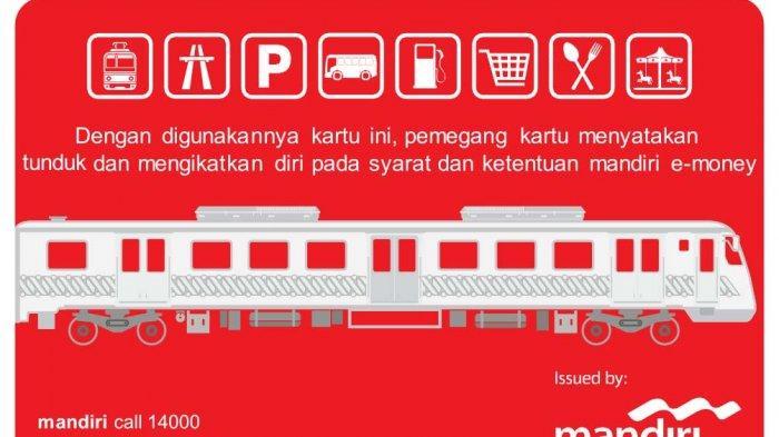 Peluncuran kartu kartu E-Money Co-Branding Commuterpay edisi Yogyakarta-Solo secara virtual oleh Direktur Direktur Jaringan dan Retail Banking Bank Mandiri Aquarius Rudianto dan Direktur Utama KAI Commuter Wiwik Widayanti di Jakarta, Selasa (9/3/2021).