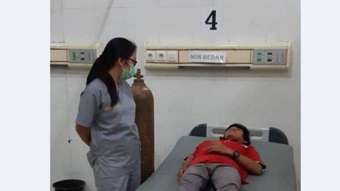 Karyawan Hotel di Pangururan Pingsan, Warga Takut Menolong karena Masih Pandemi Covid-19