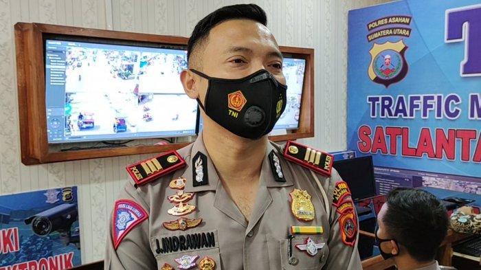 Polres Asahan Berlakukan Elektronik Tilang Mulai April 2021