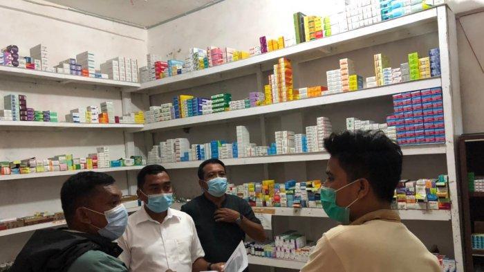 Polres Deliserdang Tetapkan 3 Orang Tersangka Apotek Yang Jual Obat Dengan Harga Mahal