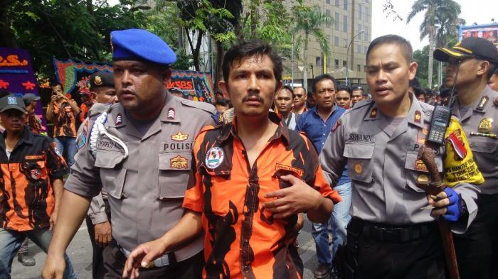 Polisi Tetapkan 16 Anggota OKP Jadi Tersangka
