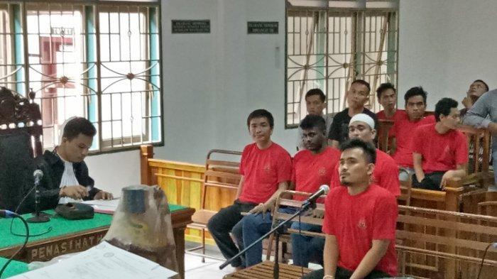 Kasus Dugaan Kepemilikan Sabu hingga Empat Personel Polsek Medan Area Ditahan Mulai Disidangkan