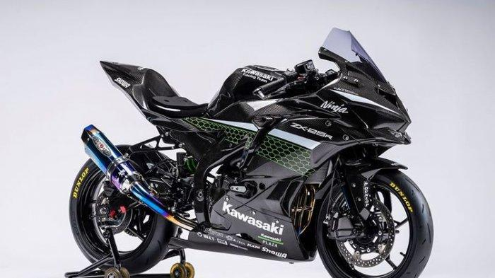 Puaskan Penggemar, Kawasaki Akan Gelar Balap Khusus Ninja 250 4-Silinder