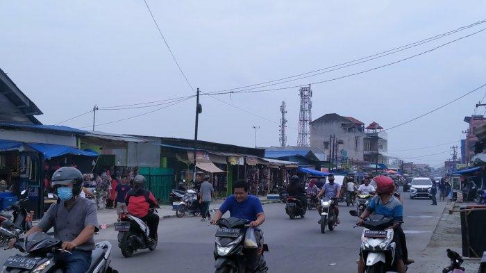Mengenal Simpang Jodoh dan Kuliner Rujak Ulek Legendaris