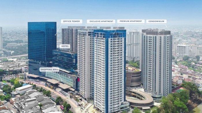 Apartemen Mewah Cicilan Mulai 8 Jutaan di Inti Kota Medan
