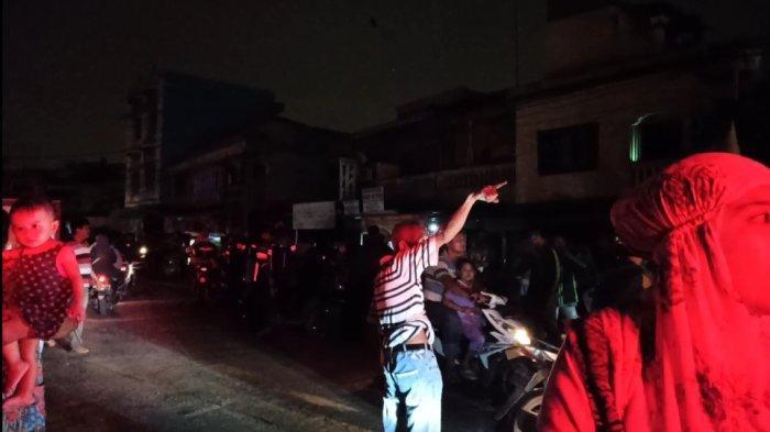 Kebakaran di Medan Denai Ludeskan Rumah Sekaligus Bengkel Motor
