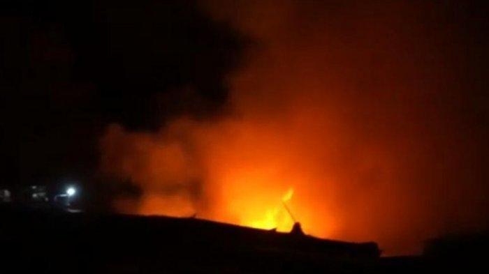 16 Napi Terpaksa Dipindahkan karena Kebakaran Hebat, Antisipasi 'Si Jago Merah' Menjalar ke Polsek