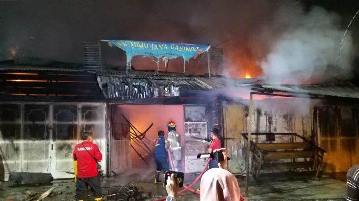 Dalam Seminggu, Kota Medan Alami Empat Kebakaran, Ini Imbauan P2K Kota Medan