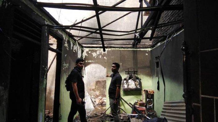 Kebakaran Kompleks KPUM Menewaskan Bocah Dua Tahun, Polisi Langsung Lakukan Penyelidikan