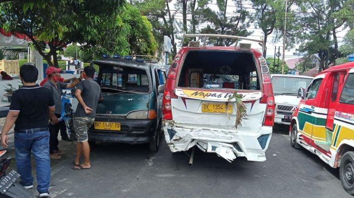 AKHIRNYA Sopir Truk Fuso Maut Menyerahkan Diri ke Polisi, Laka Beruntun 12 Kendaraan Renggut 5 Nyawa