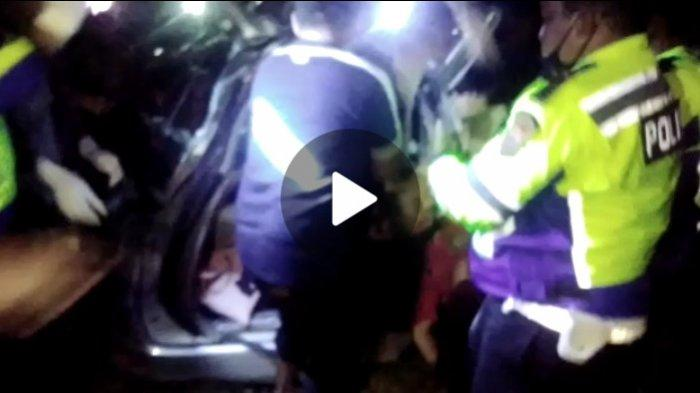 Kecelakaan Maut di Pabatu Tebingtinggi