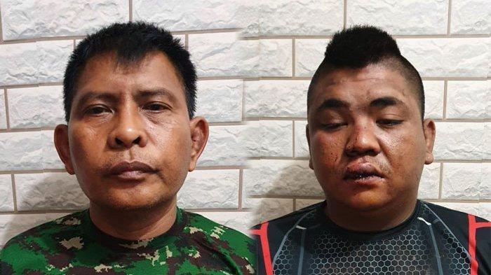 Kerap Melakukan Aksi Begal dengan Modus Debt Collector Leasing, Pensiunan TNI Dihajar Massa