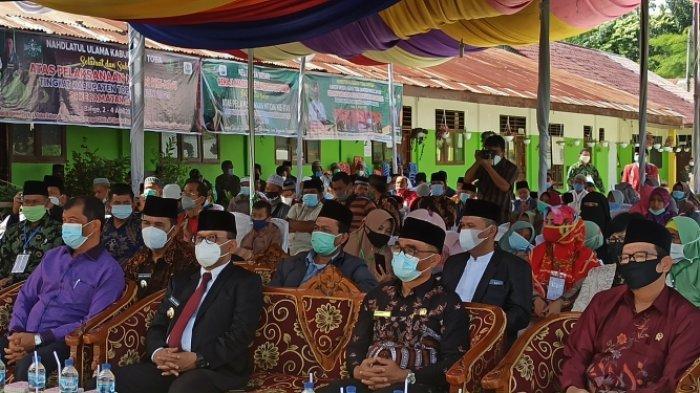 Bupati Poltak Sitorus Buka Acara MTQN Kabupaten Toba Ke-16