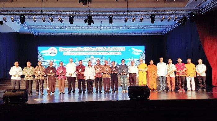 Waisak Umat Bersatu Permabudhi, Kapoldasu: Kerukunan Beragama Aplikasi Pancasila