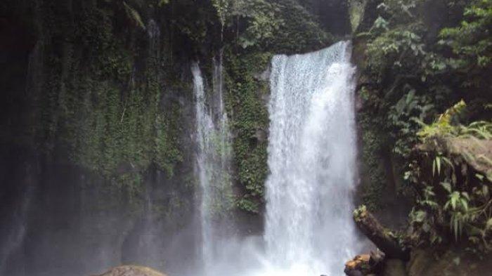 Air Terjun Lau Baski, Wisata Air di Dairi yang Belum Banyak Dijamah Orang