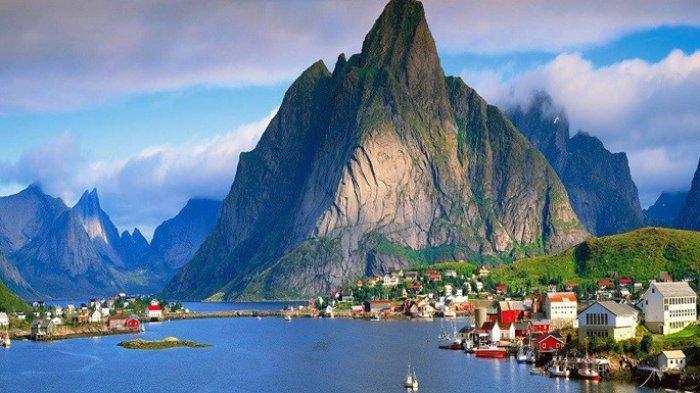 Keindahan Norwegia.