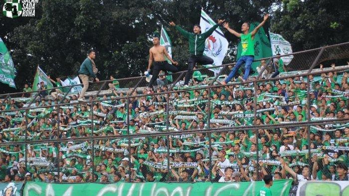 SMeCK Hooligan Kecewa PSMS Didepak dari Turnamen Pramusim Piala Menpora
