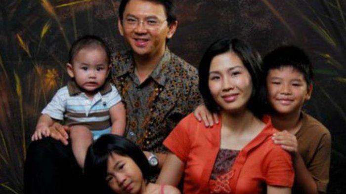 Bikin Kaget, Ahok Bilang Gini saat Akan Gugat Cerai Sang Istri Veronica Tan